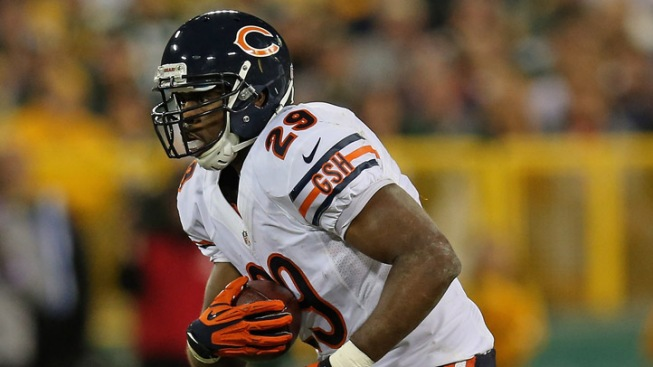 Michael Bush Hoping Sunday Is a Showcase