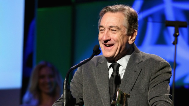 De Niro, Gere, Affleck Feted at Early Film Awards