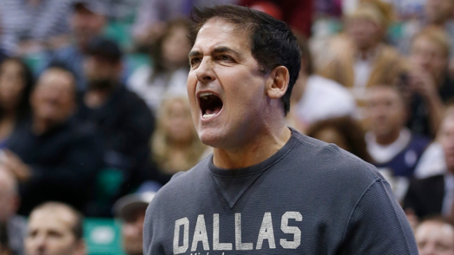 "Mark Cuban: NFL's ""Hoggy"" TV Strategy Will Backfire"