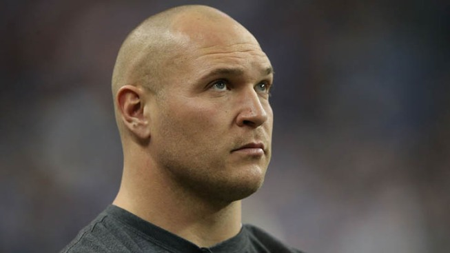 Former Bears LB Brian Urlacher Co-Writes Children's Book