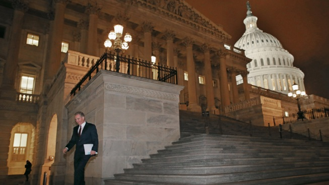 House Scraps Sandy Aid Vote
