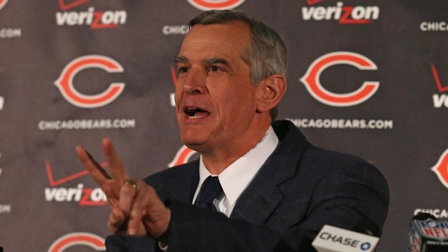 Report: Bears Could Fire Phillips, Emery After Season