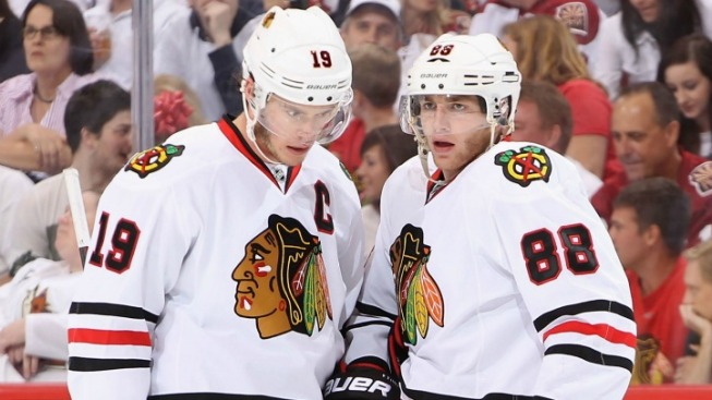 Toews vs. Kane: Duo to Play on Opposing Teams in All-Star Game