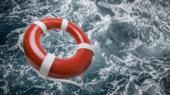 Person Rescued from Lake Michigan Off Diversey Harbor