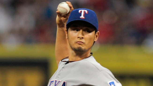 So Close! Rangers' Darvish Loses Perfect Game With 2 Outs in 9th