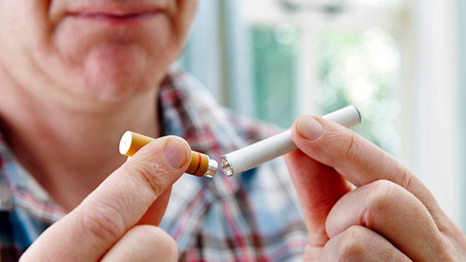 Children's Use of E-Cigarettes Is Up: Study