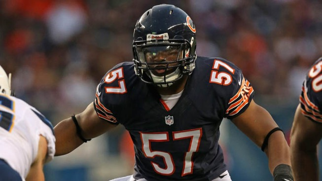 Bears vs. Panthers: Five Players to Watch