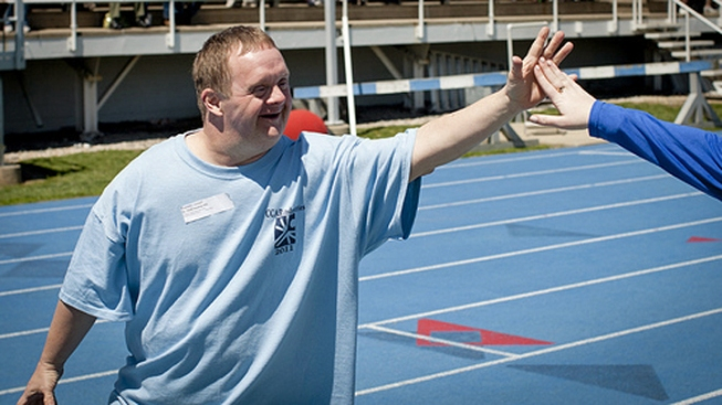Chicago Opens 45th Annual Special Olympics Spring Games