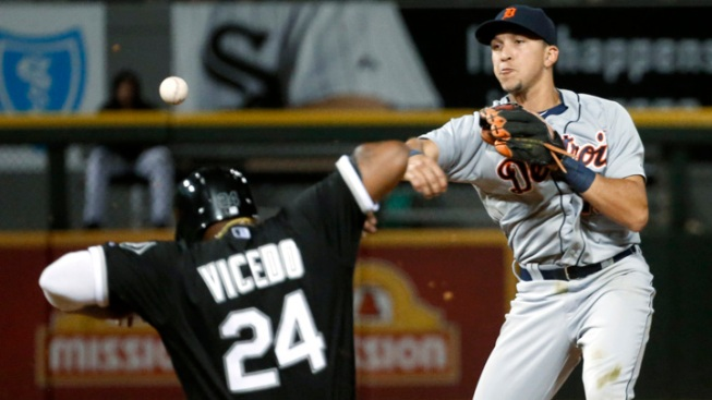 Tigers Beat White Sox