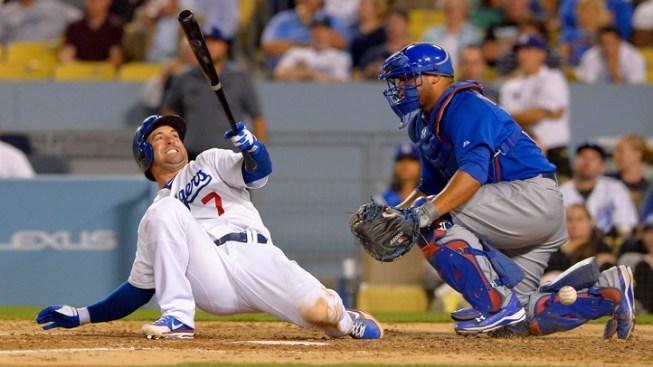 Cubs Beat Dodgers Behind Wood