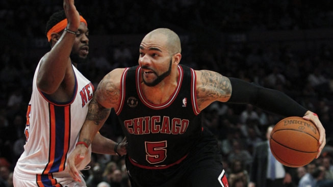 Rose, Bulls Beat Knicks, Win 8th Straight