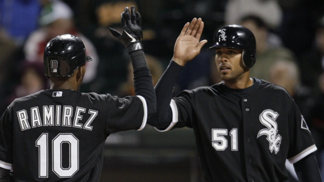 Ramirez Homers in 10th to List Sox over A's