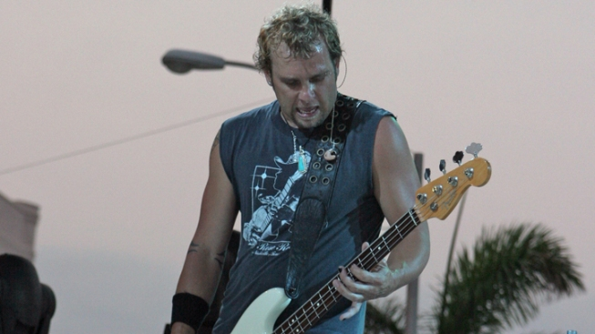 3 Doors Down Bassist Arrested for DUI in Mississippi