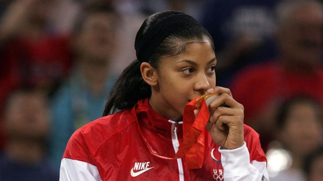 Candace Parker Aims for Second Olympic Gold