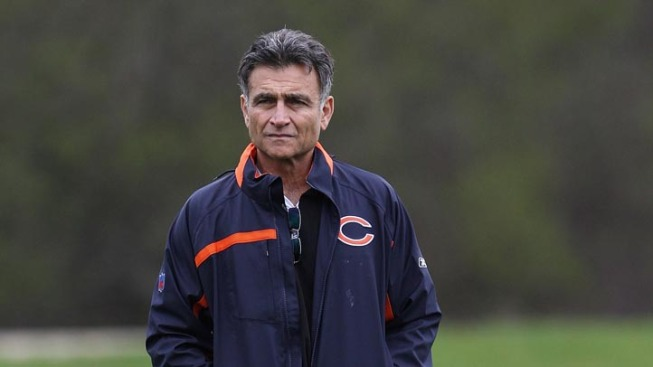 Former Bears GM Admits Domestic Violence Went Unreported