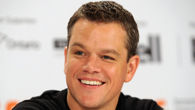 Matt Damon Headlining Chicago Event
