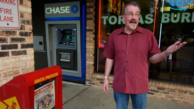 Man Finds $17,021 in Street, Returns it