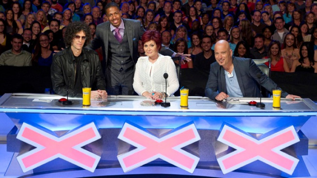 """America's Got Talent"" Hosts Chicago Auditions"