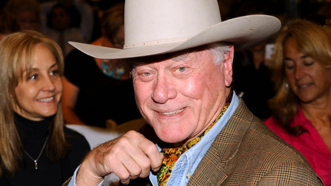 "TNT: Funeral Coming for J.R. Ewing on New ""Dallas"""