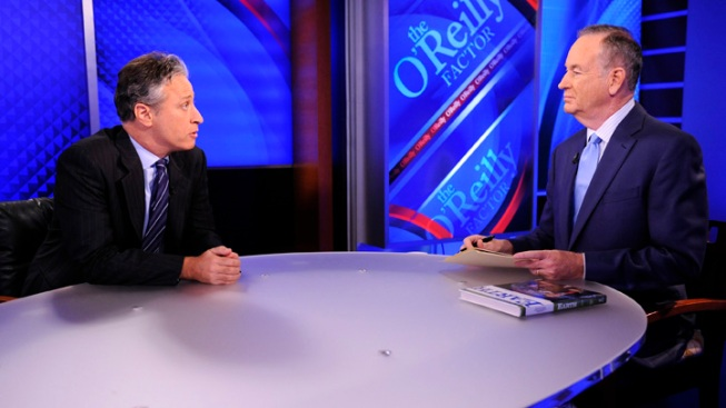 Jon Stewart: Will Bill O'Reilly Buy A $4 Shrimp?