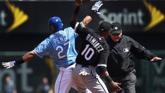 Sox Rally, Stun Royals