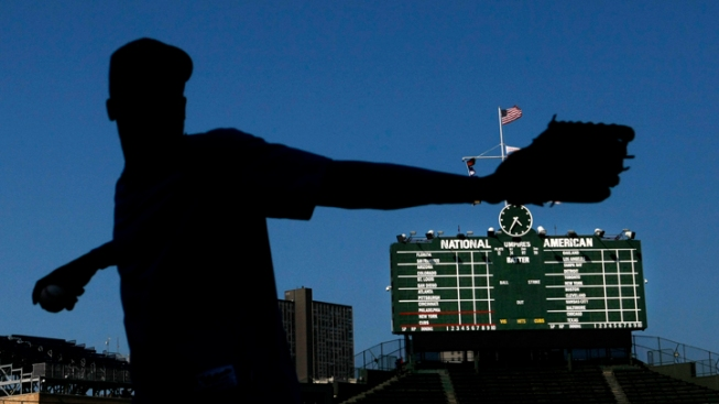 Suggestion To Remove Wrigley Scoreboard Pitched, Dismissed