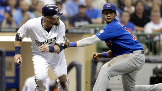 Brewers Hand Cubs a Goose Egg