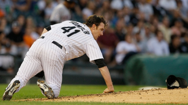 White Sox Place Humber on DL, Let Fukudome Go