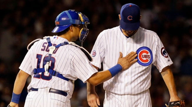Cubs Beat Braves Wednesday Night