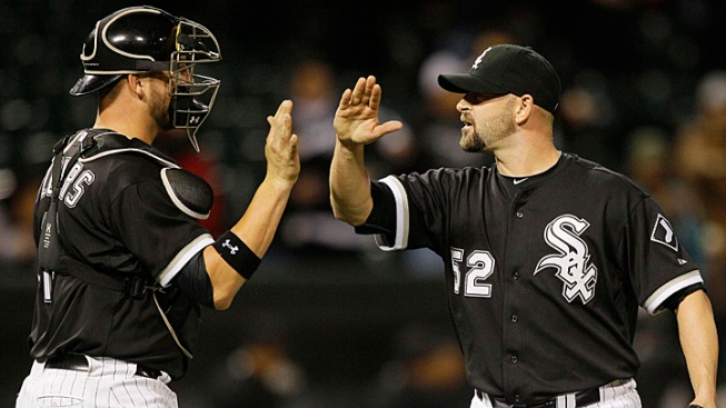 White Sox Top Indians
