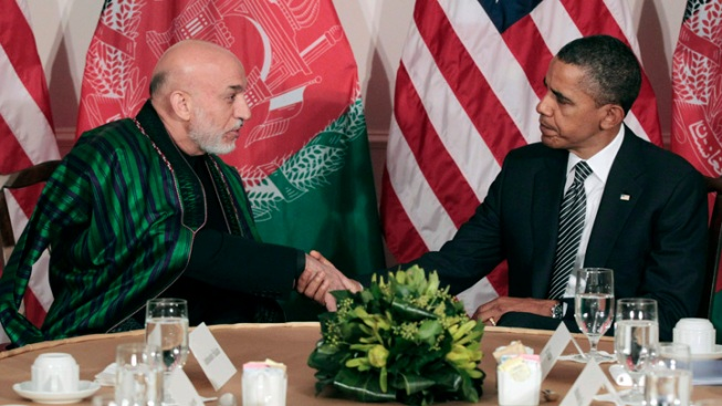 Obama's Full Letter to Afghan President Karzai on Security Agreement