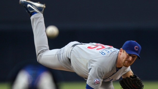 Cubs End Season With Loss to Padres