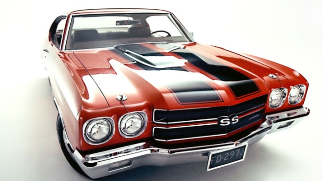 Hot Wheels: GM Reviving Chevrolet SS Muscle Car
