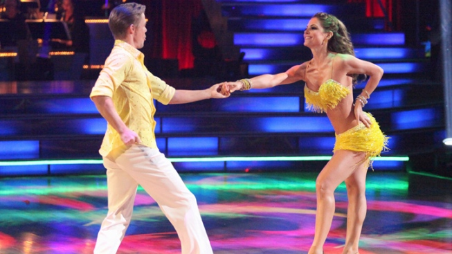 """Dancing with the Stars"": Leaderboard Shakeup as One Competitor ""Vamps"" It Up"