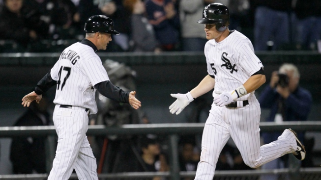 Beckham Helps White Sox Beat Indians