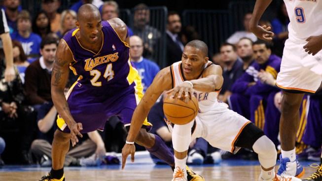 Thunder Crush Lakers in Game 1