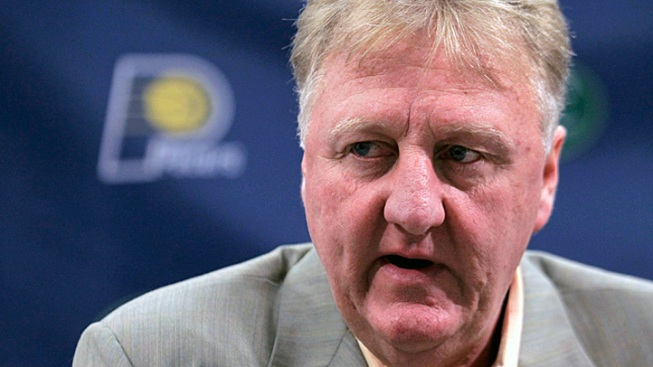 Report: Larry Bird to Leave the Indiana Pacers