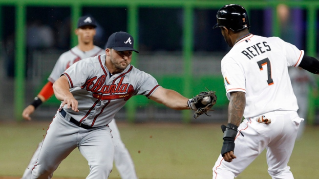 Marlins Lose to Braves 11-0