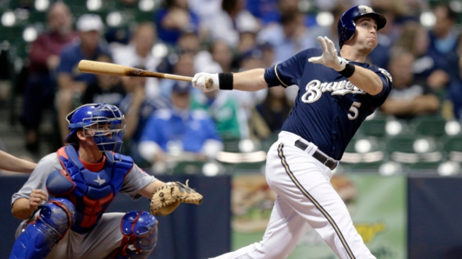 Brewers Beat Cubs