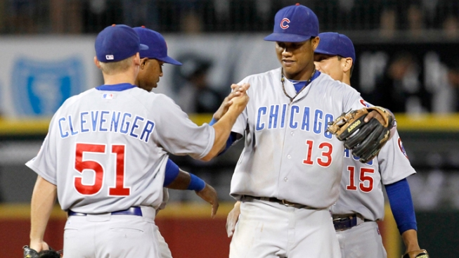 Cubs Stomp Sox in Crosstown Game