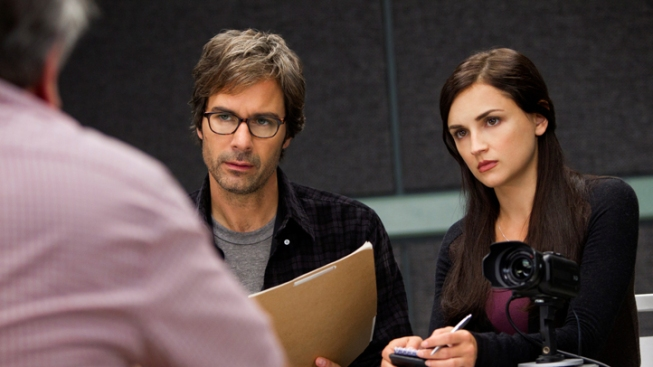 "Eric McCormack Returns to TV  in Crime Drama ""Perception"""