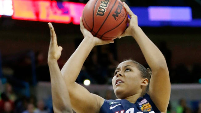 UConn, Louisville to Meet for Women's NCAA Title
