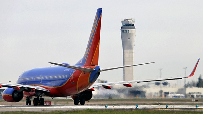 Senate Passes Bill to End Air Traffic Controller Furloughs