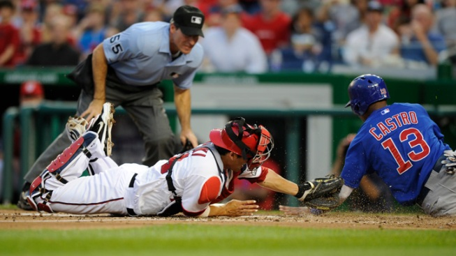 Nats Beat Cubs for Fifth Consecutive Win