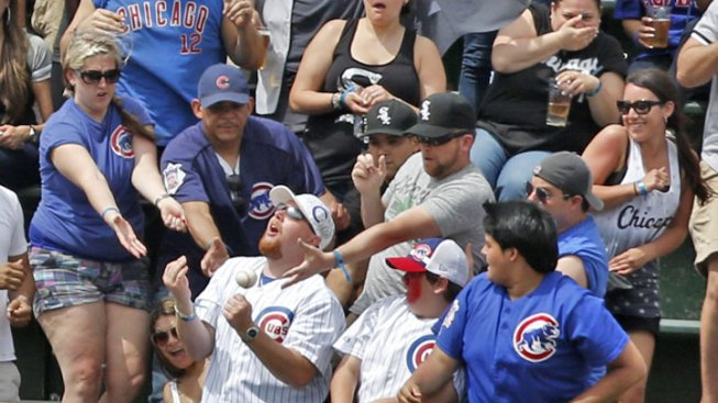 Wood Hits Grand Slam in Cubs' Win Over Sox