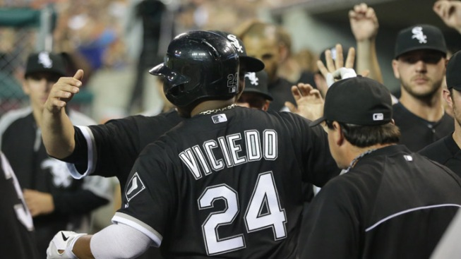 Rios Ties AL Mark With 6 Hits in White Sox Win