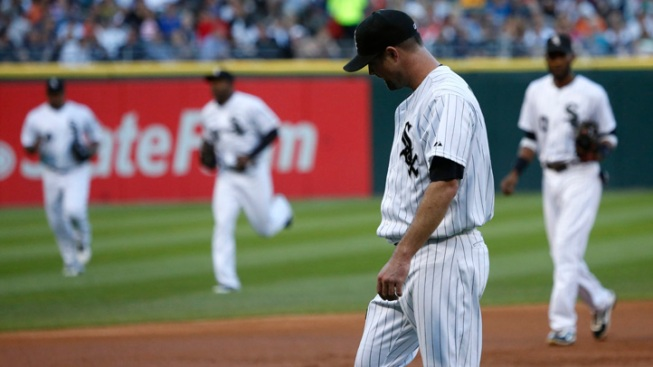 Tigers Power Past White Sox