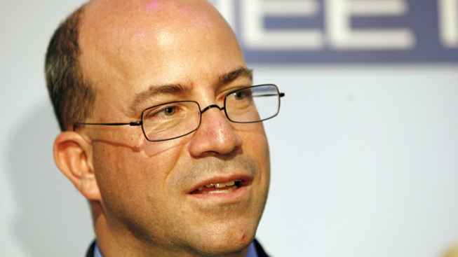 CNN Names Jeff Zucker As New Chief