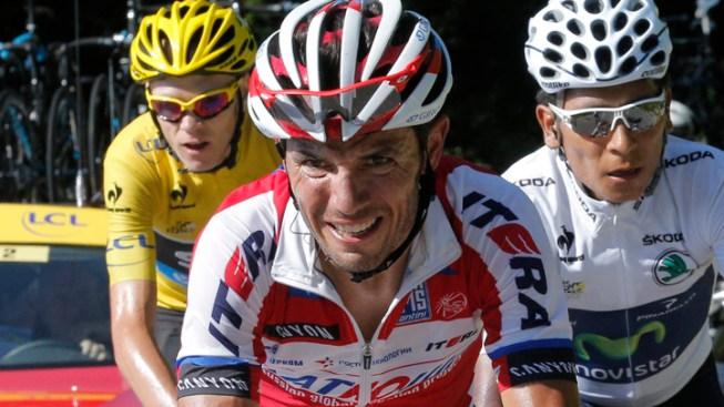 Chris Froome Locks Up Tour de France