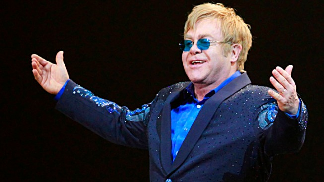 Elton John Cancels Show Due to Appendicitis